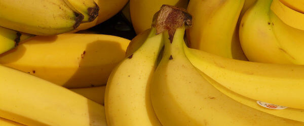 Foods to Combat Stress - banana