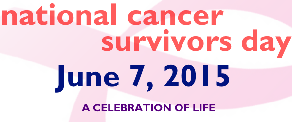 National Cancer Survivors Day 2015