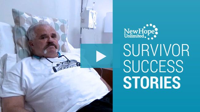 Play Colvin's Cancer Survivor Success Story