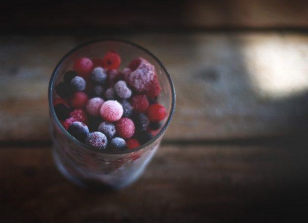 Berries Enhance Kidney Function
