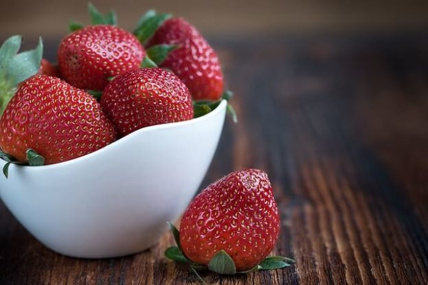 Study finds Anti-Cancer Potential in Strawberries