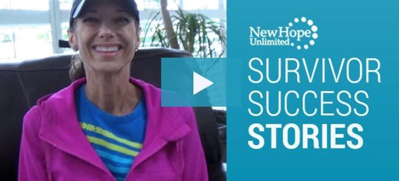 Stephanie Downes – Breast Cancer Survivor