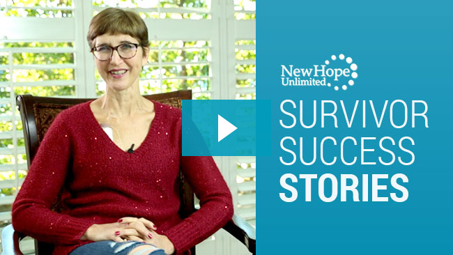 Julie Roe – Non-Small Cell Lung Cancer Survivor