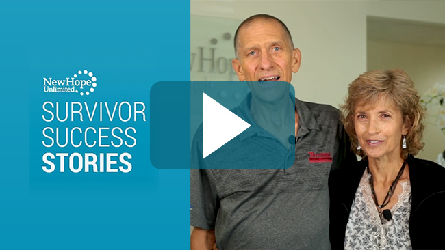 Mike and Tara Overpeck – Cancer Patient During COVID-19
